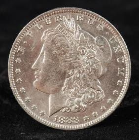 GRADED MORGAN DOLLAR 1883-O