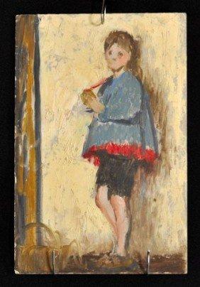 Lilian Westcott Hale, American (1881-1963)