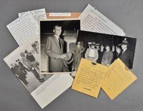 1945-John F. Kennedy, Potsdam  And Europe