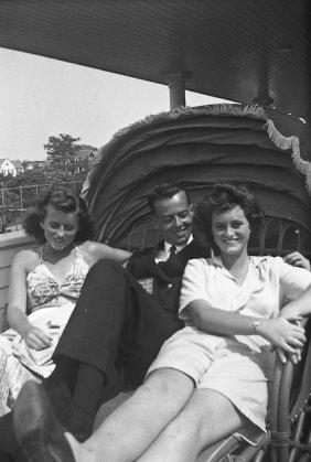 John F. Kennedy, Photographs In Palm Beach