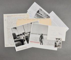 1955-Mar, Powers File On J.F.K.'s First Walk