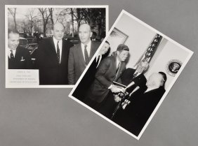 1962-Apr 4, J.F.K., & Pres. Goulart Of Brazil