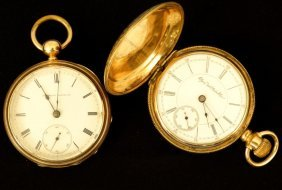 American & Elgin National Watch Co. Pocket Watches