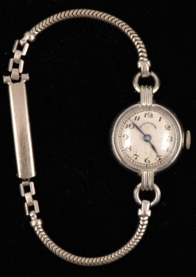 Smith Patterson 12k Gold Filled Childs Wrist Watch