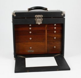 Gerstner & Sons Chest With Telescoping Trays