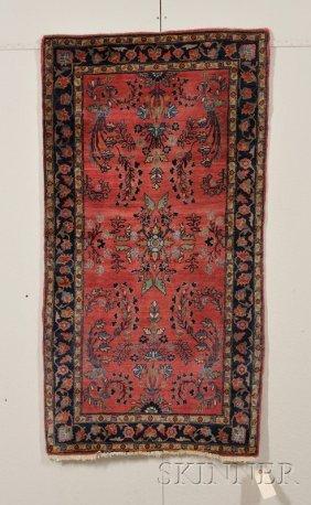 Sarouk Rug, West Persia, Second Quarter 20th Centur