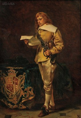 Robert Alexander Hillingford (British, 1828-1904)
