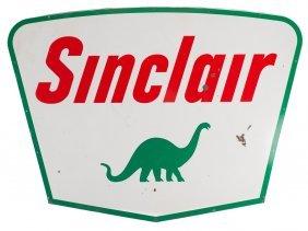 Sinclair Dinosaur Gas Station Sign
