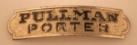 Pullman Porter Cap Badge