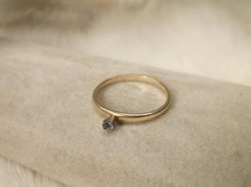 Beautiful 10kt Gold Tanzanite Ring 6