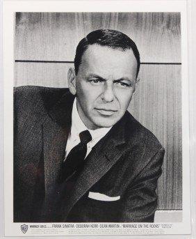 Frank Sinatra Memorabilia