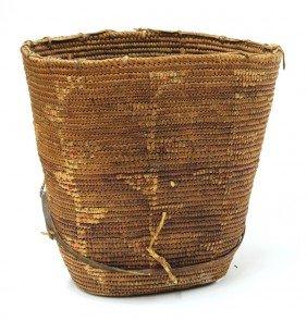 Klickitat Cowlitz Berry Basket