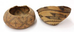 Native American Basket Group