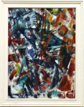 Painting, Michael Kmit, Vice Versa