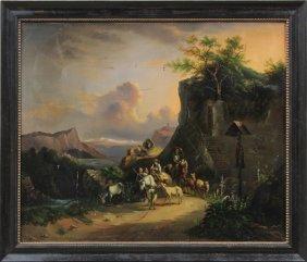 Painting, German School, Early 19th Century