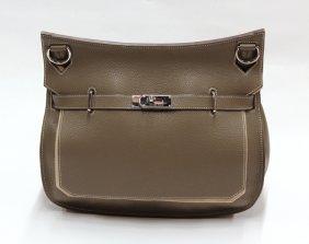Hermes 37mm Jypsiere Bag