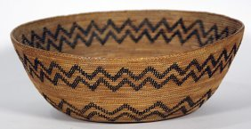 Native American Mono Basket