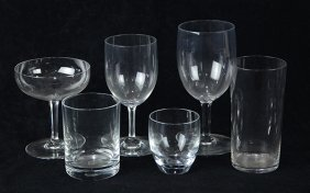Baccarat Stemware Group