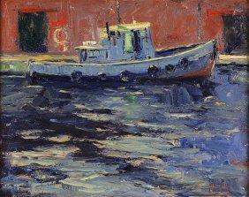 Painting, Maurice Logan