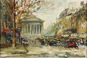 Painting, Mario Agostinelli