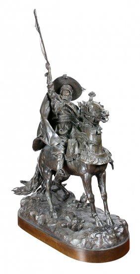 Sculpture, Evgeny Aleksandrovich Lansere