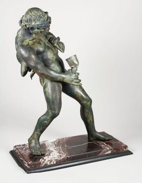 Bronze Sculpture, Continental School (19th Century)