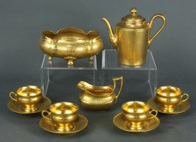 (lot Of 11) Bavarian Tea Service
