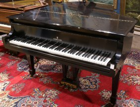 Steinway And Sons, New York, Model M Baby Grand Piano