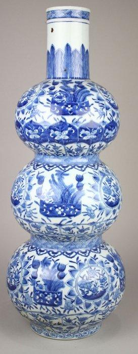 Two Chinese Ceramic Vases
