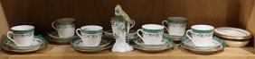 (lot Of 20) Porcelain Group, Including (7) English Tea