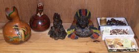 (lot Of 7) Native American Group