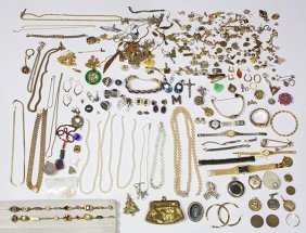 Collection Of Multi-stone, Sterling Silver, Gold-filled