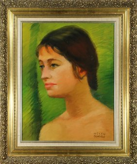 Painting, Helen Oldfield