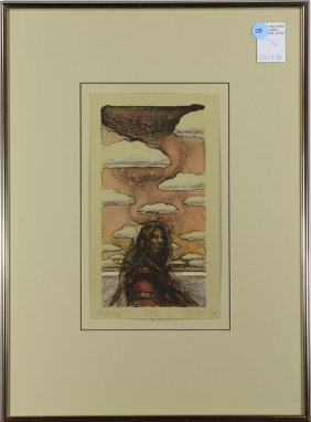 Prints, Larry Fodor, Native Americans