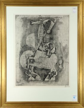Print, Johnny Friedlander