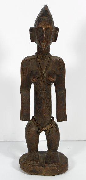 Bamana, Segou Female Figure From Southern Mali, 20