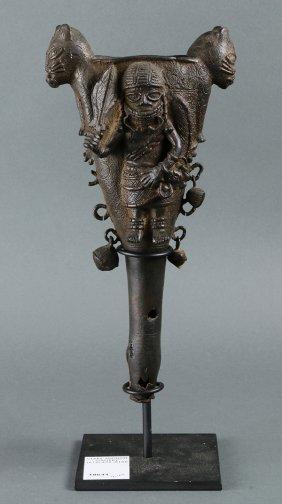 Benin Or Benin-style, Nigeria Ceremonial Or Royal