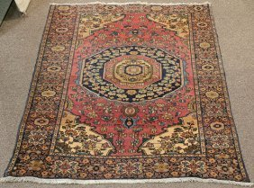 Persian Fereghan Sarouk Carpet