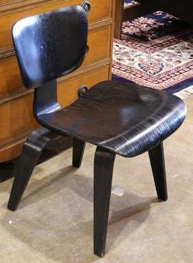 Charles And Ray Eames For Herman Miller Dcw Chair, The