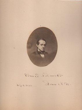 [harvard Medical] Edward S. Dunster
