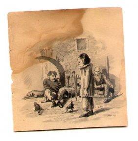 Horace R. Burdick (1844-1942) American Artist