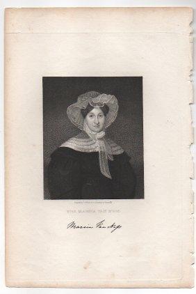 Marcia Van Ness (1782-1832) Philanthropist