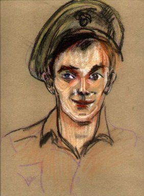 Margarett Sargent (1892-1978) Pastel