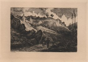 Philip Gilbert Hamerton (1834-1894) English Artist