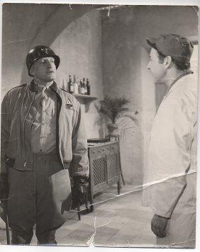George C. Scott As Gen. Patton