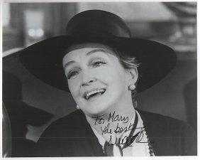 Nina Foch [1924-2008] Actress