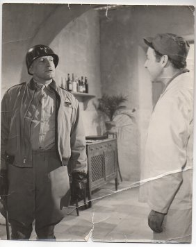 George C. Scott As Gen. Patton