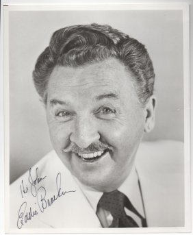 Eddie Bracken (1915- 2002) American Actor
