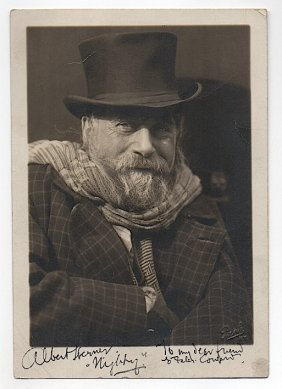 Albert Sterner (1863-1946) American Artist