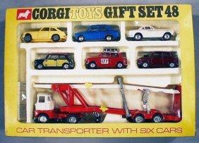CORGI GS 48 CAR TRANSPORTER